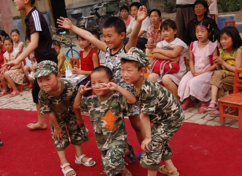 安徽省涡阳县青疃镇放心幼儿园